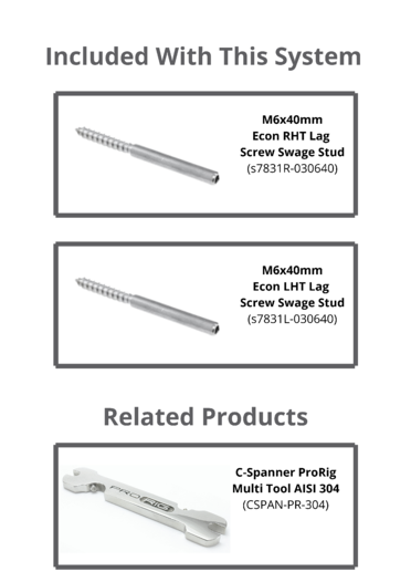 Lag-screw-swage-stud-system-miami-stainless