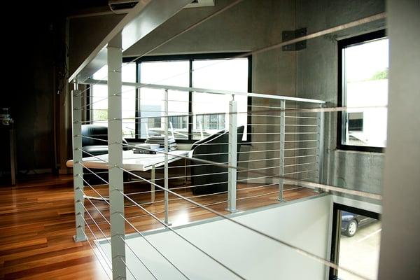 Internal-balustrades