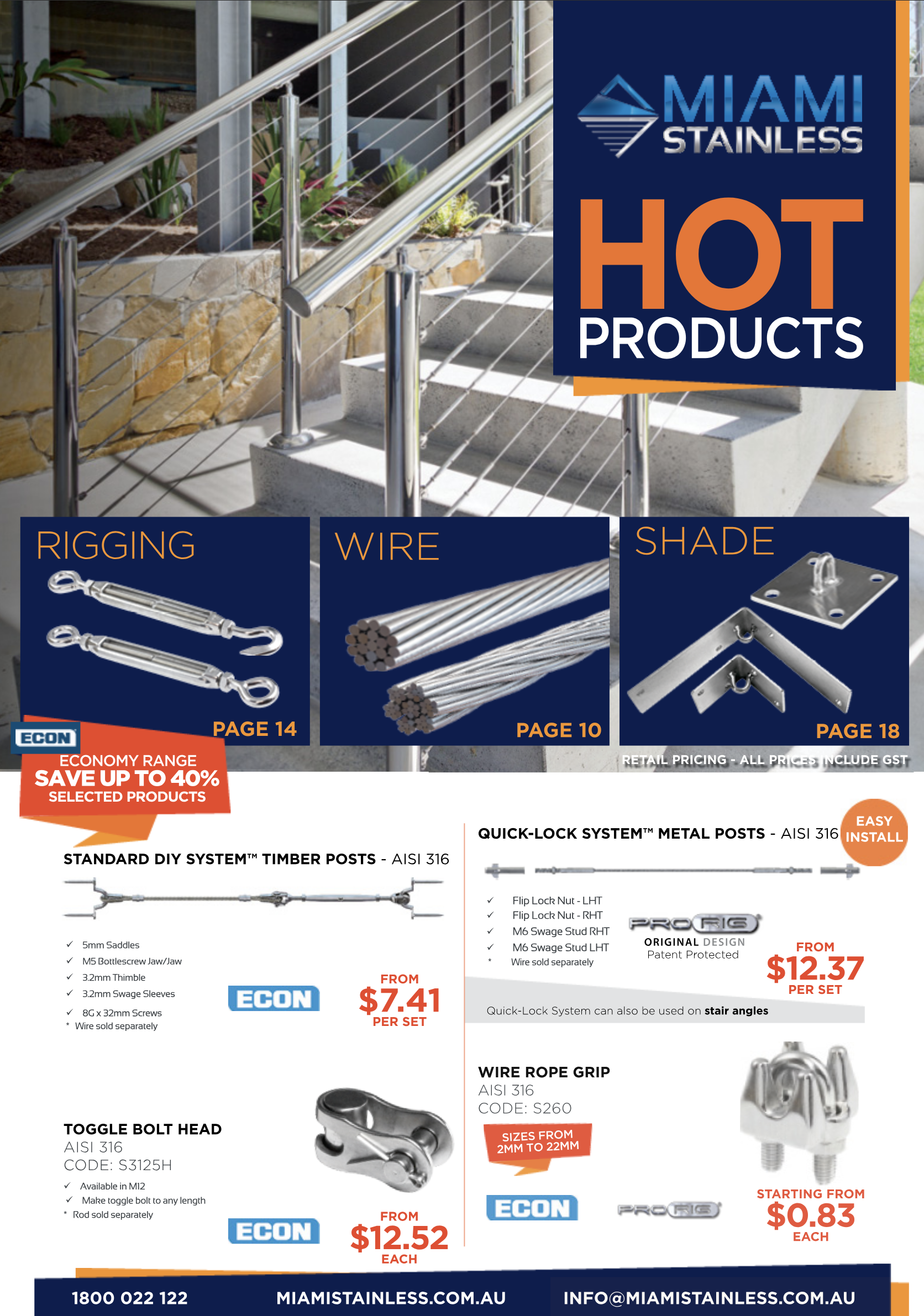 MS Hot Products Retail 2018