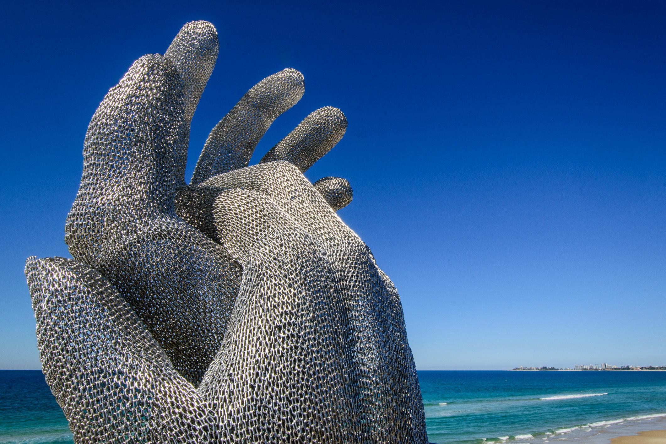 stainless steel hand from swell festival.jpg