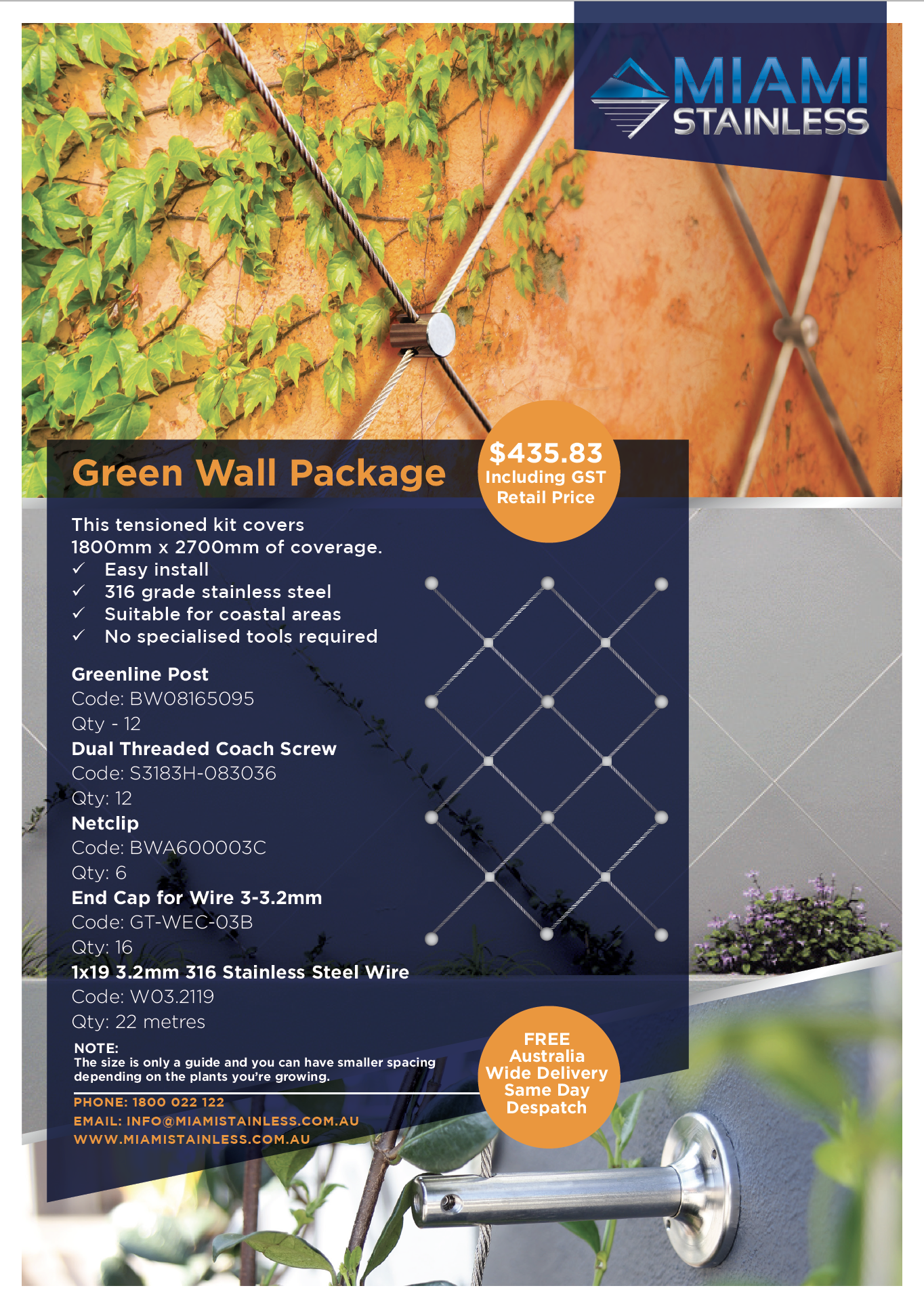green_wall_wire_trellis